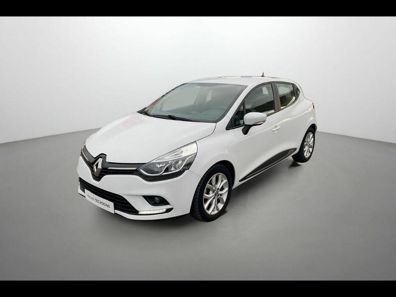 Renault Clio 1.5 dCi 90ch energy Business EDC 5p occasion à Avallon